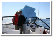 The Great Iceberg Passage Tour with Skipper Jim